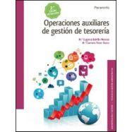OPERACIONES AUXILIARES DE GESTION DE TESORERIA