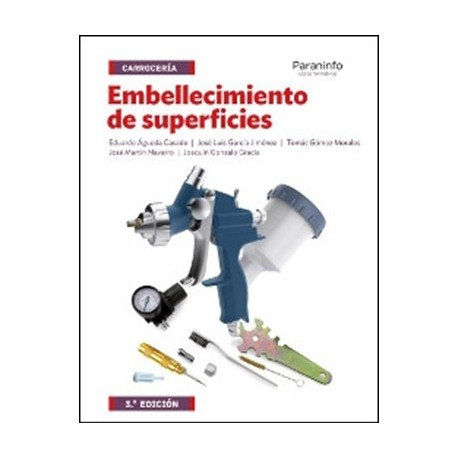 EMBELLECIMIENTO DE SUPERFICIES - 3ª Edición