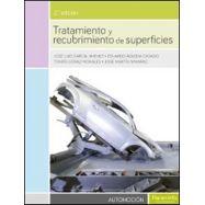 TRATAMIENTO Y RECUBRIMIENTO DE SUPERFICIES - 2ª Edicicón