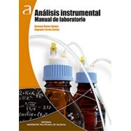 ANALISIS INSTRUMENTAL. Manual de Laboratorio