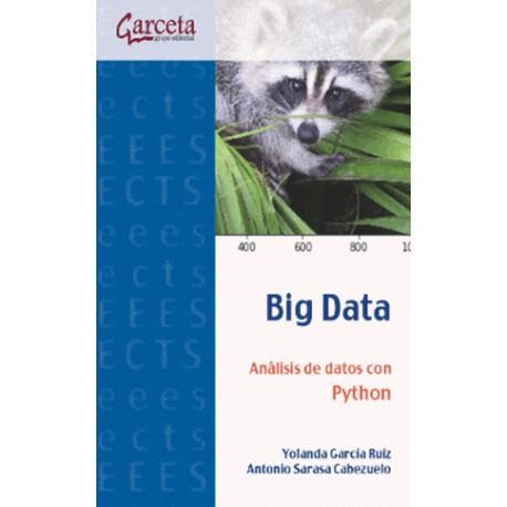 BIG DATA. Análisis de datos con PYTHON