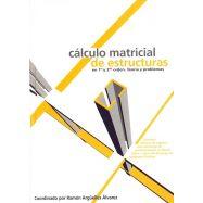 CALCULO MATRICIAL DE ESTRUCTURAS EN PRIMER Y SEGUNDO ORDEN. Teoría y Problemas Resueltos