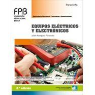 EQUIPOS ELECTRICOS Y ELECTRONICOS - 2ª Edicicón