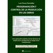 PROGRAMACION Y CONTROL DE LA PRODUCCION EN LAS OBRAS