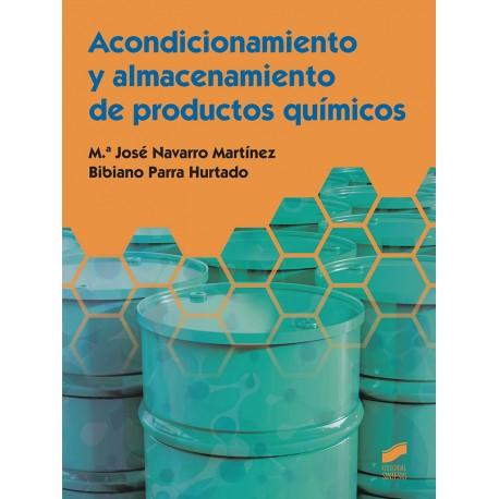 ACONDICIONAMIENTO Y ALMACENAMIENTO DE PRODUCTOS QUIMICOS