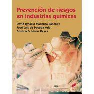 PREVENCION DE RIESGOS EN INDUSTRIAS QUIMICAS