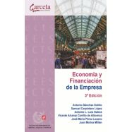ECONOMIA Y FINANICACION DE LA EMPRESA - 3ª Edición