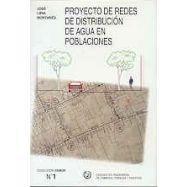 PROYECTO DE REDES DE DISTRIBUCION DE AGUAS EN POBLACIONES