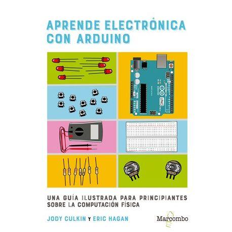 APRENDE ELECTRONICA CON ARDUINO