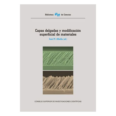 CAPAS DELGADAS Y MODIFICACIÓN SUPERFICIAL DE MATERIALES
