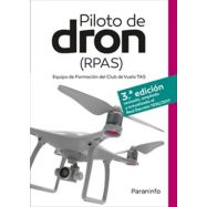 PILOTO DE DRON (RPAS)- 3ª Edición