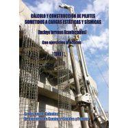 CALCULO Y CONSTRUCCION DE PILOTES SOMETIDOS A CARGAS ESTATICAS Y SISMICAS (Incluye Terrenos Licuefactables)- Tomo I