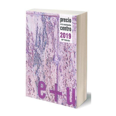 LIBRO PRECIO CENTRO 2019 TOMOS 1, 2 Y 3