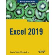 EXCEL 2019. Manual Imprescindible