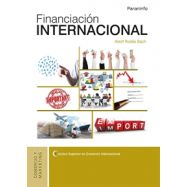 FINANCIACION INTERNACIONAL. Edición 2019