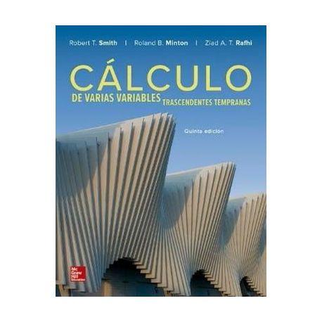 CÁLCULO DE VARIAS VARIABLES. TRASCENDENTES TEMPRANAS - 5ª Edición