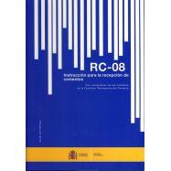 RC-08- INSTRUCCION PARA LA RECEPCION DE CEMENTOS
