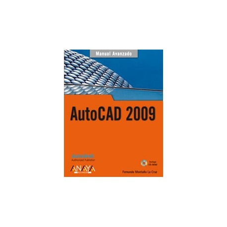 AUTOCAD 2009 - Manual Avanzado