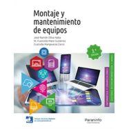 MONTAJE Y MANTENIMIENTO DE EQUIPOS - 3ª EDICIÓN 2019