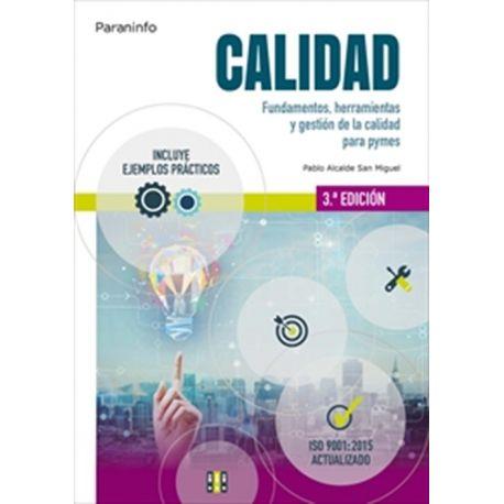 CALIDAD - 3ª Edición 2019