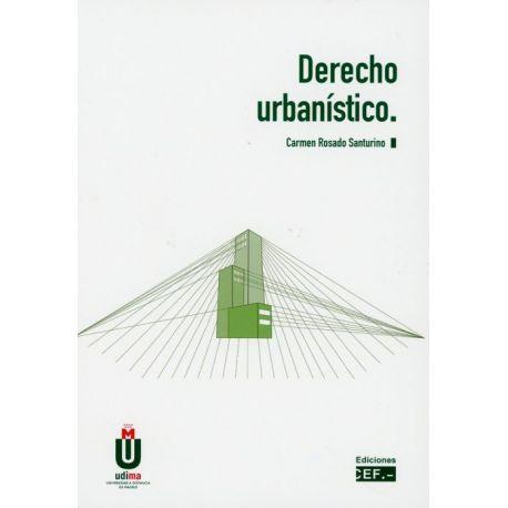 DERECHO URBANISTICO