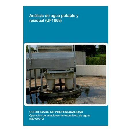 ANÁLISIS DE AGUA POTABLE Y RESIDUAL (UFI668)