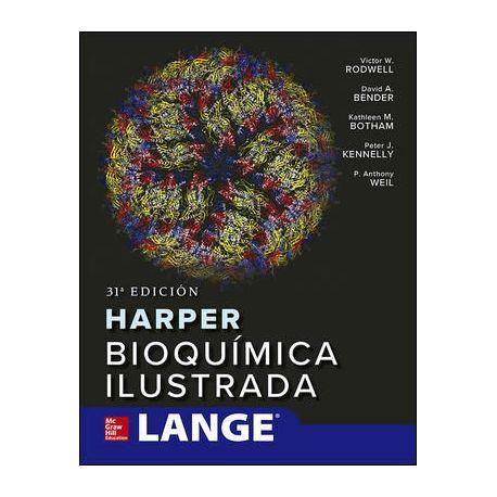 HARPER - BIOQUIMICA ILUSTRADA