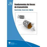 FUNDAMENTOS DE LÍNEAS DE TRANSMISIÓN
