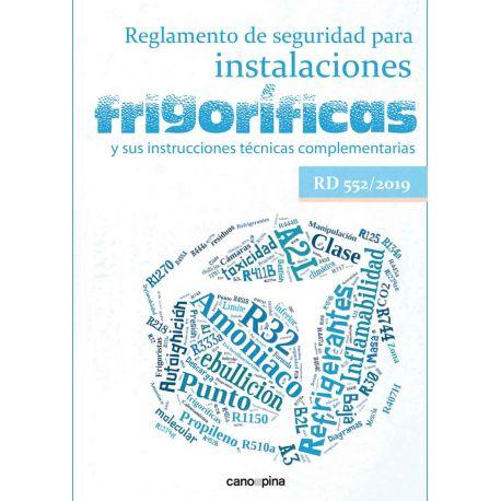 REGLAMENTO DE SEGURIDAD PARA INSTALACIONES FRIGORÍFICAS