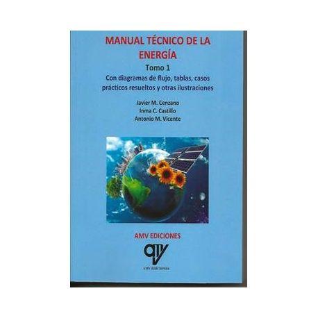 MANUAL TECNICO DE LA ENERGIA. 2 Tomos
