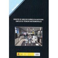 ENSAYOS DE ANALISIS QUIKICO EN GEOTECNIA. EMPLEO DE TECNICAS INSTRUMENTALES