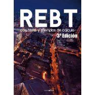 REBT CON TEST Y EJEMPLOS DE CÁLCULO - 3ª Edición