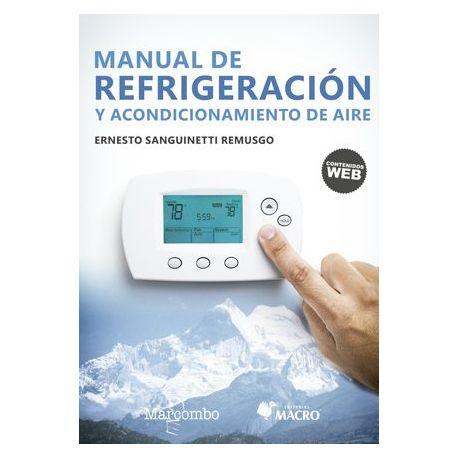 MANUAL DE REFRIGERACION Y AIRE ACONDICIONADO