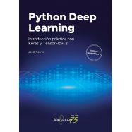PYTHON DEEP LEARNING, Introducción práctica con Keras y TensorFlow 2