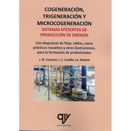 COGENERACION, TRIGENERACION Y MICROCOGENERACION. SISTEMAS EFICIENTES DE PRODUCCION DE ENERGIA