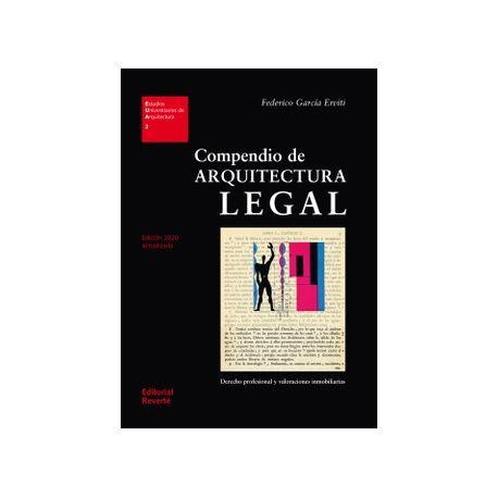 COMPENDIO DE ARQUITECTURA LEGAL - Edición 2020