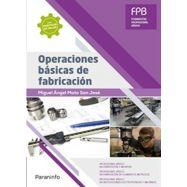 OPERACIONES BÁSICAS DE FABRICACIÓN