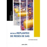 MF0610 - REPLANTEO DE REDES DE GAS