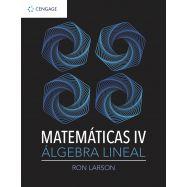 MATEMATICAS IV - Álgebra Lineal