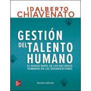 GESTION DEL TALENTO HUMANO. 5ª Edición