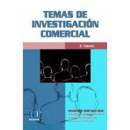 TECNICAS DE INVESTIGACION COMERCIAL - 8ª Edición 2020