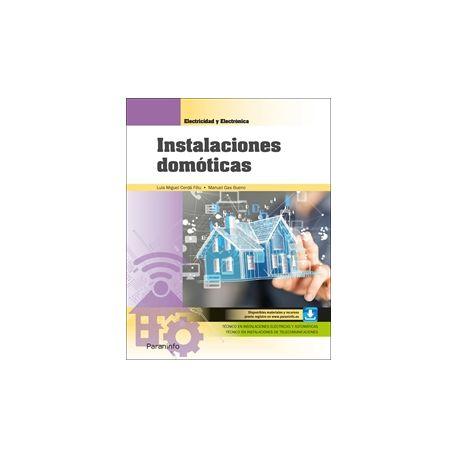 INSTALACIONES DOMÓTICAS. Edición 2020
