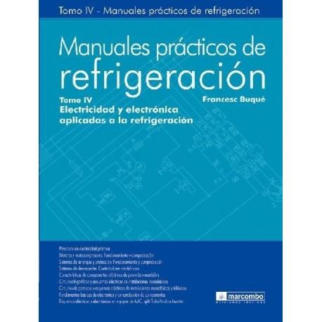 MANUALES PRACTICOS DE REFRIGERACION - Tomo 4