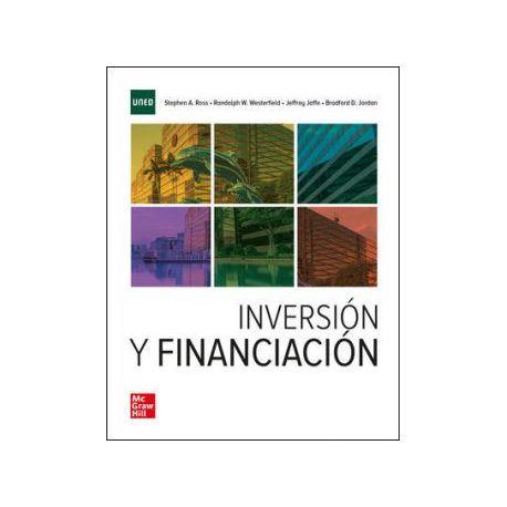 INVERSION Y FINANCIACION. Edición adaptada (UNED)