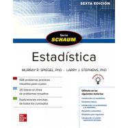 SCHAUM ESTADISTICA - 6ª Edición