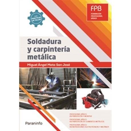 SOLDADURA Y CARPINTERIA METALICA
