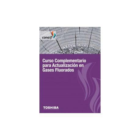 CURSO COMPLEMENTARIO PARA ACTUALIZACIÓN EN GASES FLUORADOS