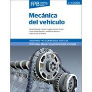 MECANICA DEL VEHICULO - 2ª Edición