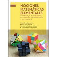 NOCIONES MATEMATICAS ELEMENTALES: ARITMATICA, MAGNITUDES, GEOMETRIA, PROBABILIDAD Y ESTADISTICA