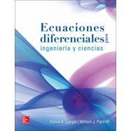 ECUACIONES DIFERENCIALES PARA INGENIERIA Y CIENCIAS